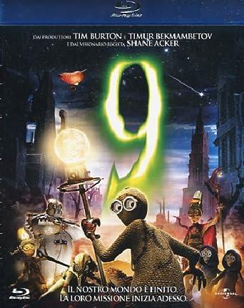 Amazon 9 Animazione Shane Acker Movies TV