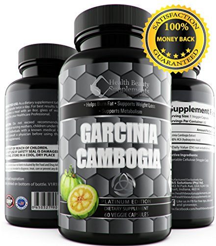 * GARCINIA CAMBOGIA 100% * Lab Tested,Top Rated Garcinia Cambogia ,Garcinia Cambogia,Fat Burner,Diet Pills,EXTREME,Appetite Suppressant,BEST,Garcinia Slim,Garcinia Fuel,Fat Burner For Women & Men