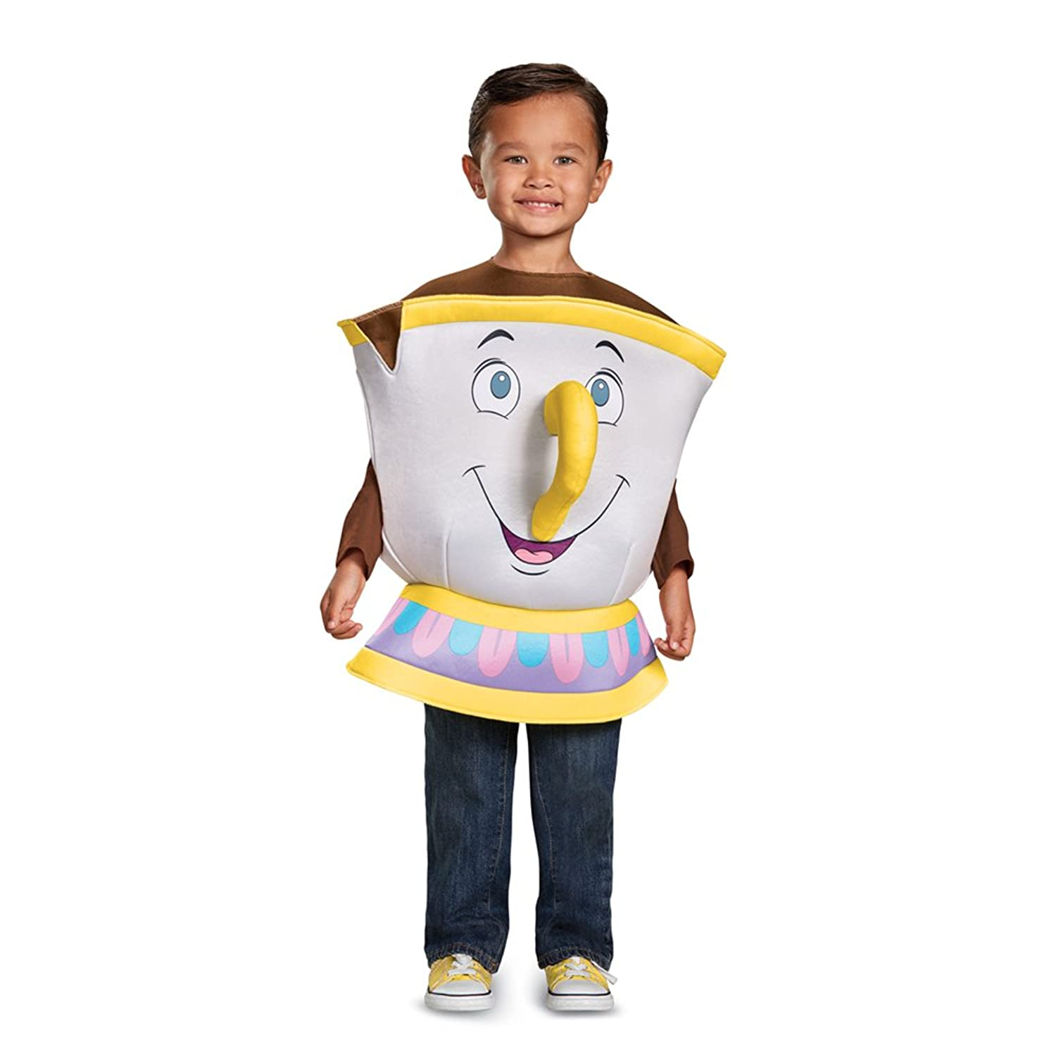 Chip Deluxe Toddler Costume Beauty and the Beast