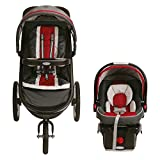 Graco FastAction Fold Jogger Click Connect Travel System/Click Connect