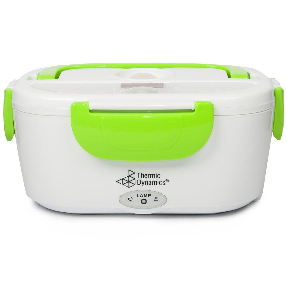 KROLLMANN elektrische Lunchbox mit Infrarot-Heizsystem inklusive ...