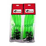 AvatarRC Geniune Gemfan 5030 (5x3) Green Propellers for 250 Size Quadcopters and Multi-rotors