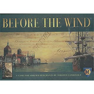 Mayfair Games Before The Wind