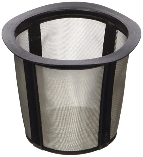 how to use keurig filter basket