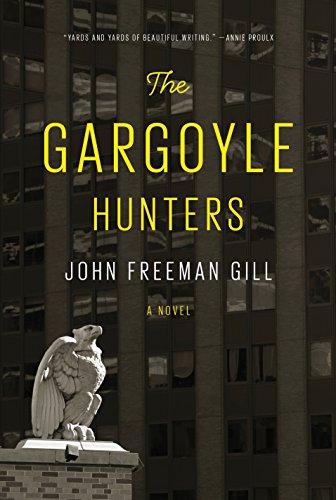 The Gargoyle Hunters: A novel