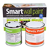 Magnetic & Whiteboard Paint 6m² / 65 sq ft - White
