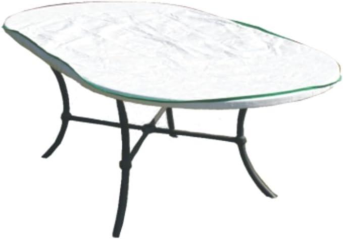 housse de protection pour table de jardin ronde excl. de ...