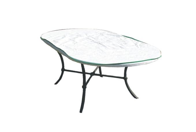 housse de protection pour table de jardin ovale excl. de ...