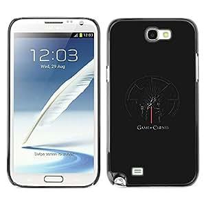 Stuss Case / Funda Carcasa protectora - Juego de clones - Samsung Note 2 N7100