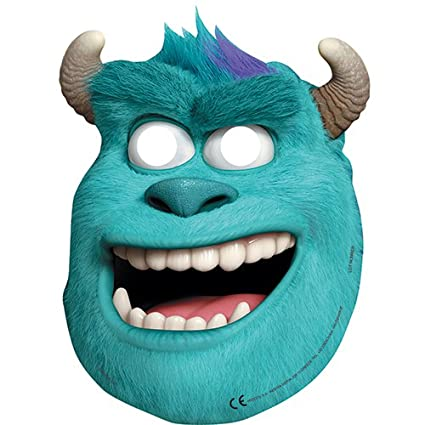 Amazon.com: Monsters University Máscaras: Toys & Games