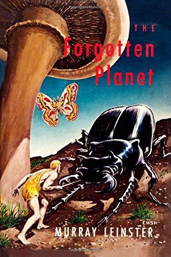 The Forgotten Planet ebook