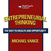 Entrepreneurial Thinking | Michael Vance