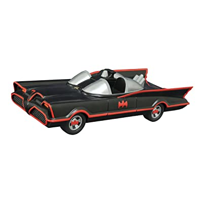 DIAMOND SELECT TOYS Batman Classic 1966 TV Series: Batmobile Vinyl Bank Statue: Toys & Games