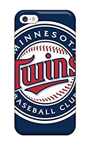 Faddish Phone Minnesota Twins Case For Sumsung Galaxy S4 I9500 Cover Perfect Case Cover