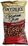 Snyder's of Hanover Gluten Free Mini Pretzels, 8 oz