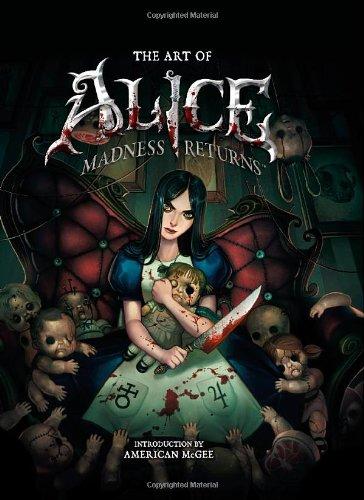 Download The Art of Alice: Madness Returns pdf epub