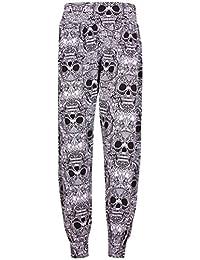 PurpleHanger Women's Ali Baba Harem Pants Plus Size