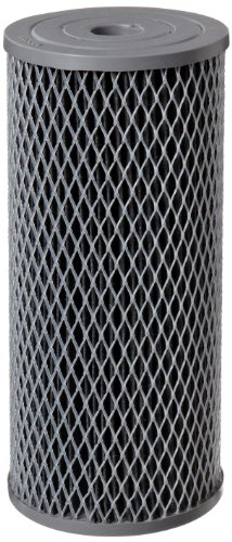 Pentek NCP-BB Carbon-Impregnated Polyester Filter Cartridge, 9-3/4