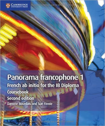 Panorama 1 French Ebook
