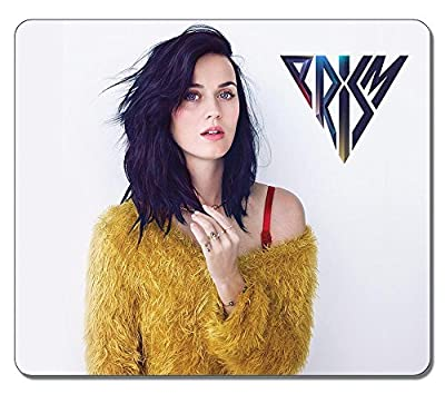 Customized Rectangle Non-Slip Rubber Large Mousepad Katy Perry Prism Album Cover Water Resistent Gaming Mouse Pad Large Mousepad Gaming Pad Large Mouse Pads