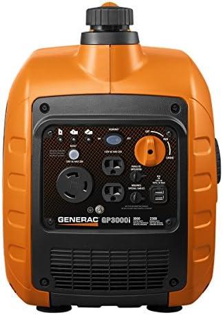 Generac 7129 GP3000i Inverter Generator 51BnqhDAMSL