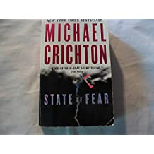 By Michael Crichton - State of Fear (2004-12-06) [Hardcover]