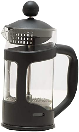 Cafeteras de émbolo Cafetera Francesa de presión Cafetera de Filtro Filtro de Vidrio Sacador de Mano Tetera con Filtro de Red 350 ml: Amazon.es: Hogar