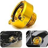 BJ Global Bouchon de vidange d'huile de moteur pour moto en CNC M20x 2,5, pour Yamaha MT-09,FZ-09modèles 2013201420152016, Ducati Monster, Kawasaki Z800,Z1000,TMAX 500/530