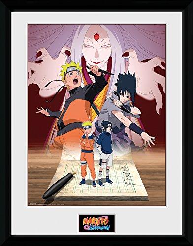 GB Eye LTD, Naruto Shippuden, Naruto and Sasuke, Fotografía ...