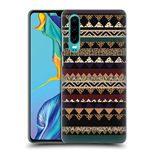 (Official Vasare NAR Bisque Vasare Patterns 2 Hard Back Case Compatible for Huawei P30)