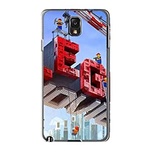 Protector Hard Phone Case For Samsung Galaxy Note3 (Mgb20181vOoJ) Unique Design Colorful The Lego Movie Image