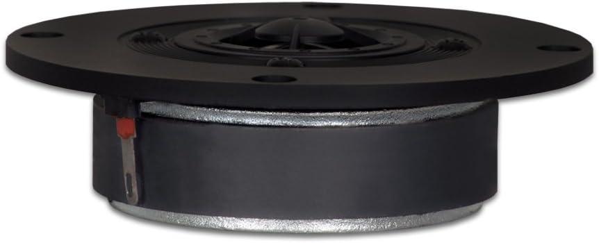 GT-324 Goldwood Sound 120 Watts 8ohm Titanium Dome Speaker Tweeter Black Inc.