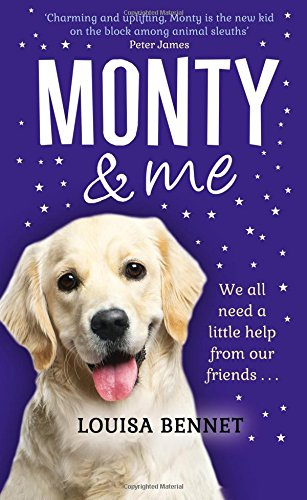 book cover of Monty and Me