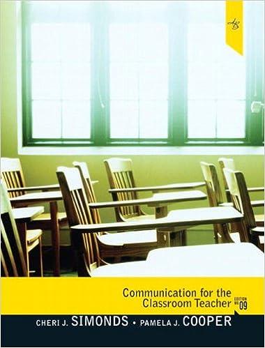 Amazon communication for the classroom teacher 9th edition communication for the classroom teacher 9th edition 9th edition fandeluxe Images