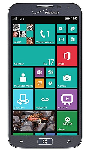 Samsung ATIV SE W750 16GB Verizon + GSM 4G LTE Quad-Core Windows 8 Smartphone w/ 13MP Camera - Silver (Windows 8 Phone Verizon compare prices)