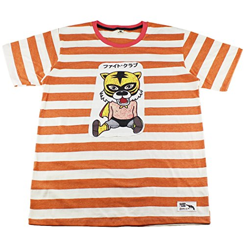 Gangster Cartoon Character (Japan Cartoon Character Striped T-Shirt / BG03.1 size)