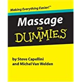 Massage For Dummies (Miniature Editions for Dummies (Running Press)) ~ Steve Capellini