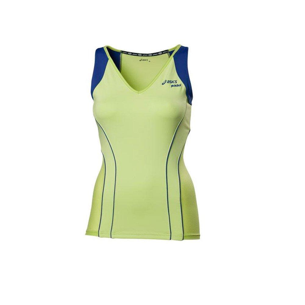 Camiseta Asics Verde-Lila: Amazon.es: Deportes y aire libre