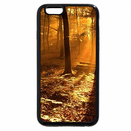 iPhone 6S / iPhone 6 Case (Black) WONDERFUL SUNSHINE