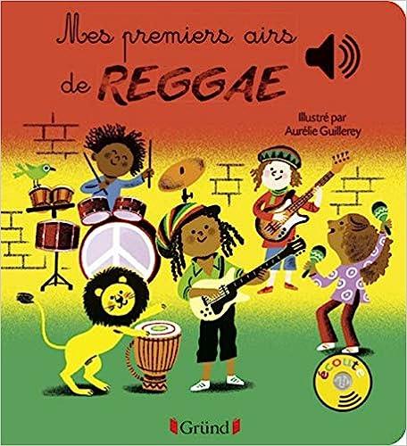 Book's Cover of Mes premiers airs de Reggae (Français) Relié – 30 mars 2017
