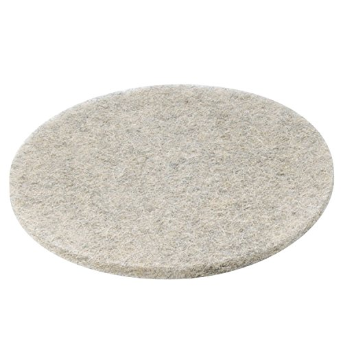 Premiere Pads 4020NHE Natural Hair/Synthetic Fiber Extra High-Speed Floor Pad, 20