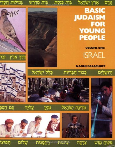 Basic Judaism for Young People, Vol. 1: Israel