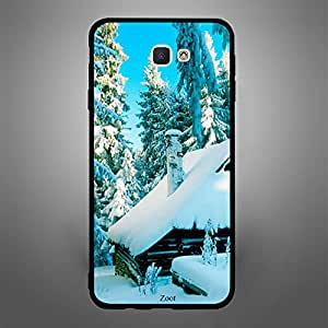 Samsung Galaxy J7 Prime Snow House