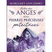 Cartes - Des anges et des pierres précieuses protectrices