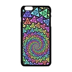 Case Cover For Apple Iphone 4/4S Fashion Vortex Pattern