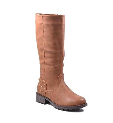 3f3c40e33edc0 Jumex Women s Biker Boots  Amazon.co.uk  Shoes   Bags