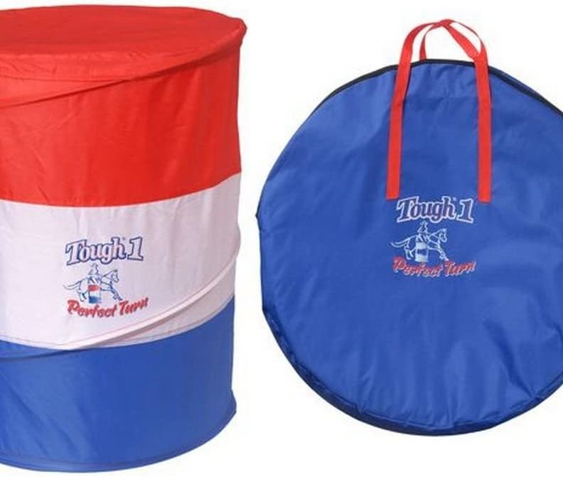 Tough-1 Perfect Turn Collapsible Barrel Set of 3