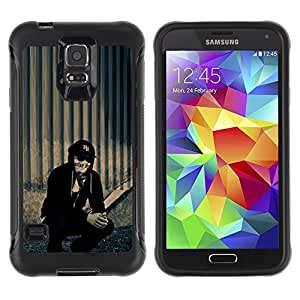 Jordan Colourful Shop@ hollywood undead j dog Rugged hybrid Protection Impact Case Cover For S5 Case , G9006 Cover Case ,Leather for S5 ,S5 Cover Leather Case ,G9006 Leather Case