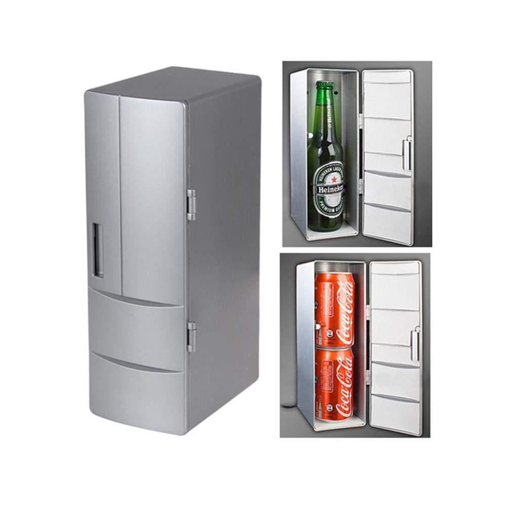 Compra Mini Nevera portátil USB refrigerador de Bebidas, Enfriador ...