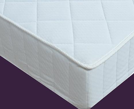Visco Therapy Reflex Regular con Colchón de Espuma ortopédica Duo Sleep, 135 x 190 x